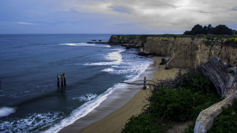 Kostenloses Stock Foto zu bucht, fels, felsenküste, felswand