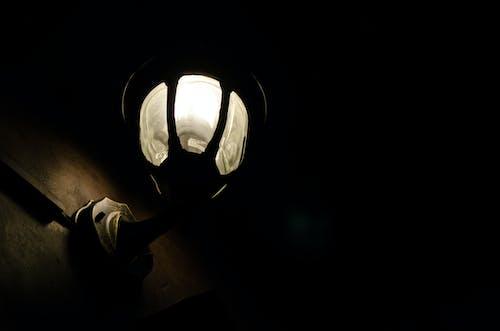 คลังภาพถ่ายฟรี ของ ความมืด, มืด, สว่าง
