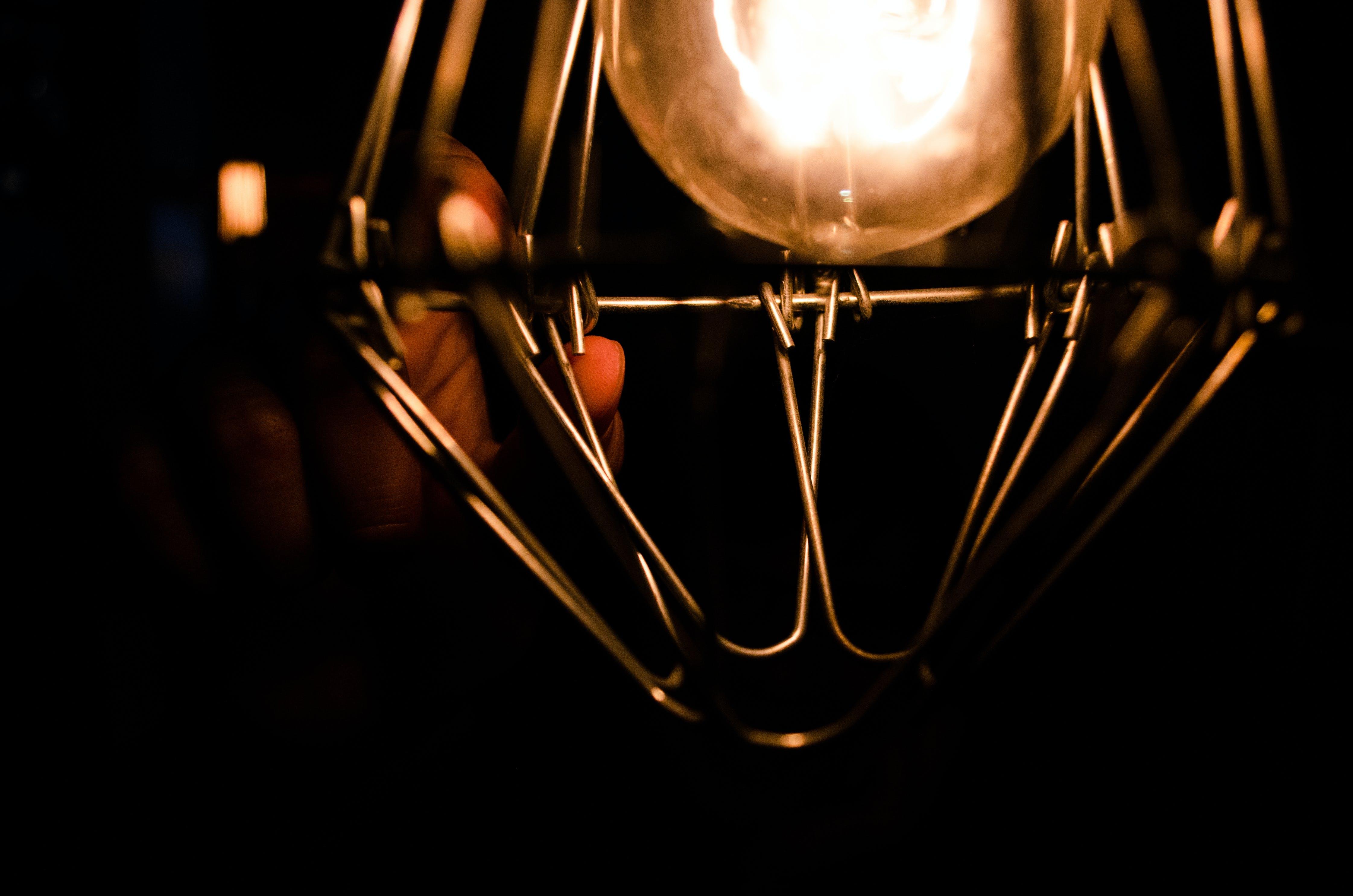 Free stock photo of dark, darkness, grab, hand