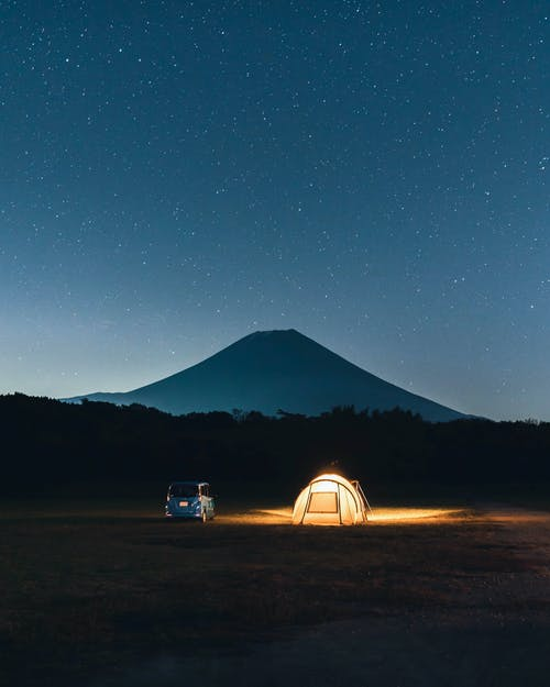 Gratis arkivbilde med bil, camping, komme seg bort fra alt
