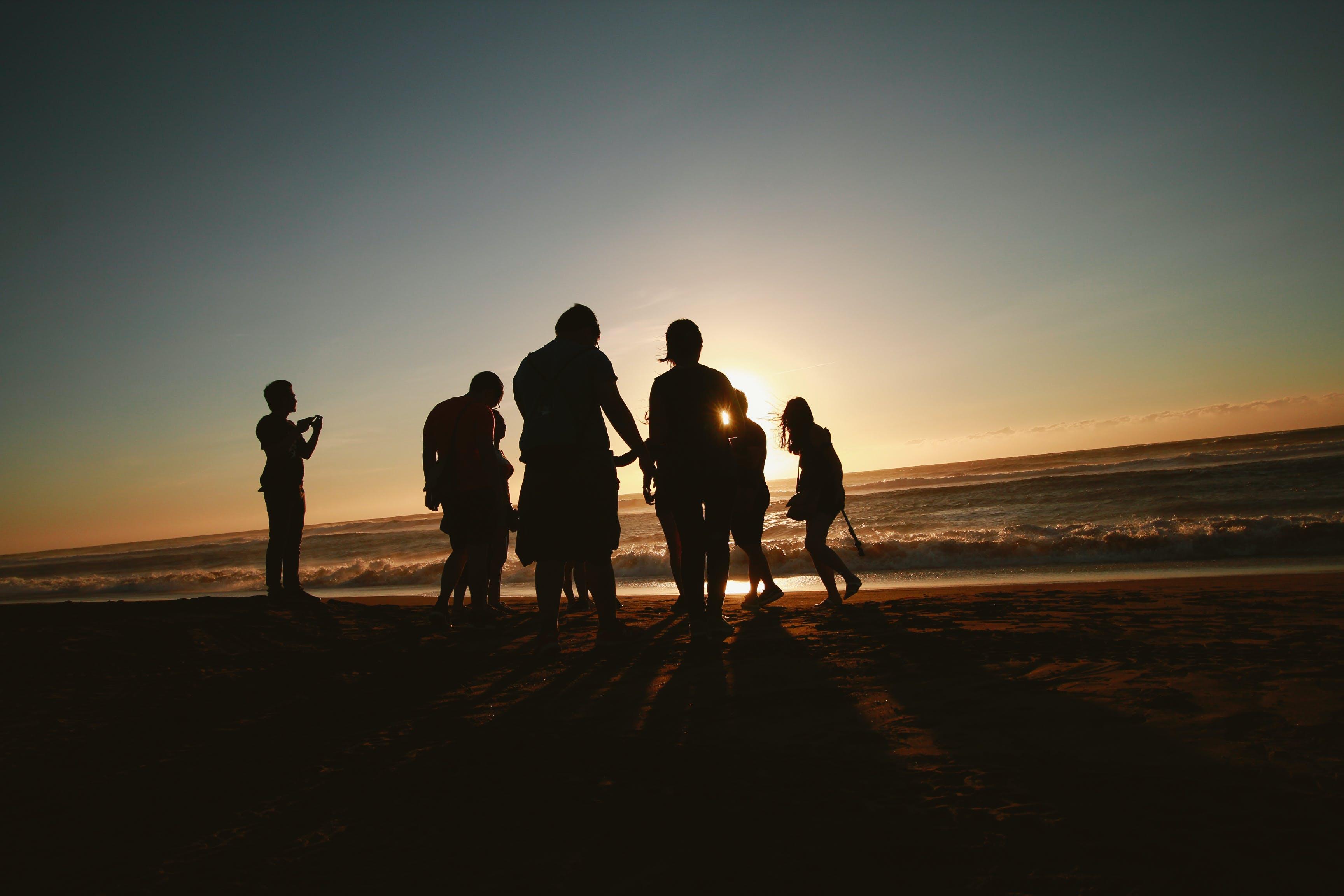 Δωρεάν στοκ φωτογραφιών με oceanshore, ακτή, ακτή του ωκεανού, άμμος
