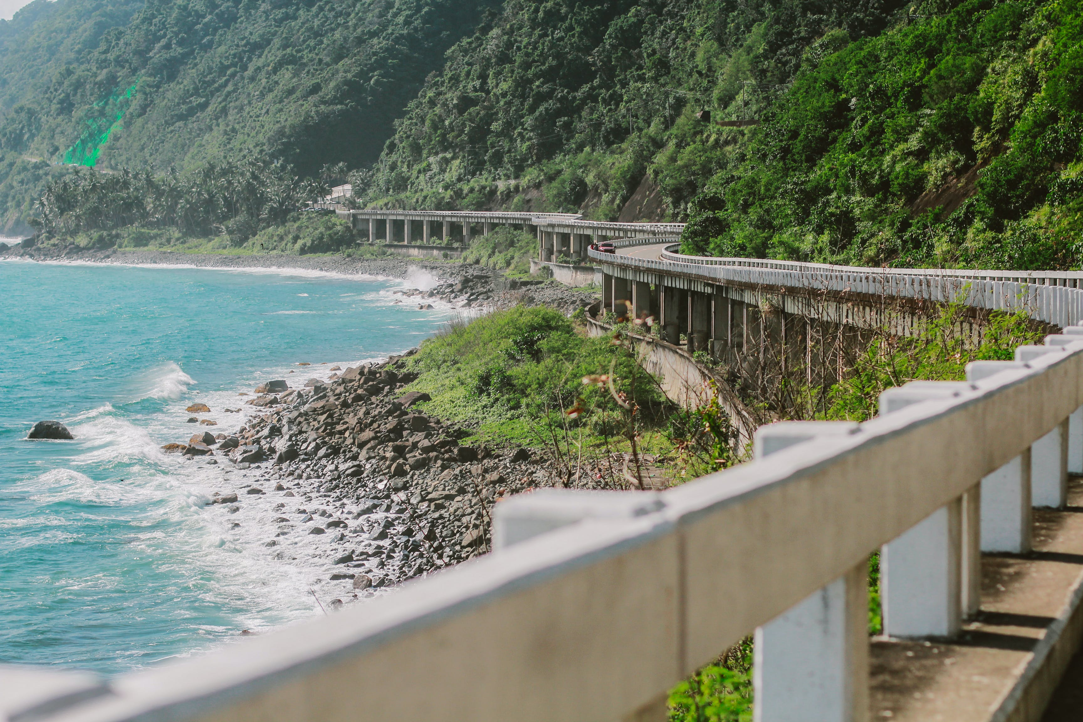 Free stock photo of bridge, ilocos