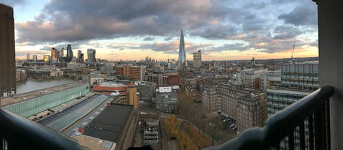 Free stock photo of city, london, panorama