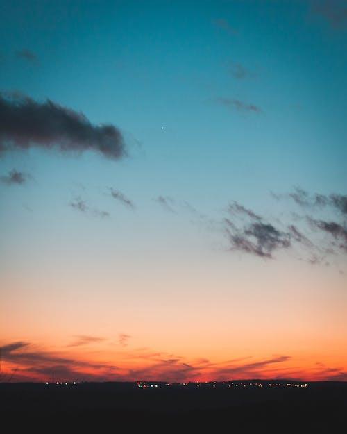 Kostnadsfri bild av fredlig, gryning, himmel, idyllisk