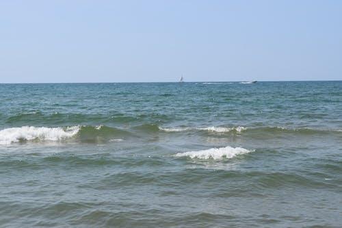 帆船, 快艇, 招手, 揮手 的 免費圖庫相片