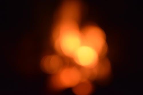模糊, 模糊的, 漆黑, 燈光 的 免費圖庫相片