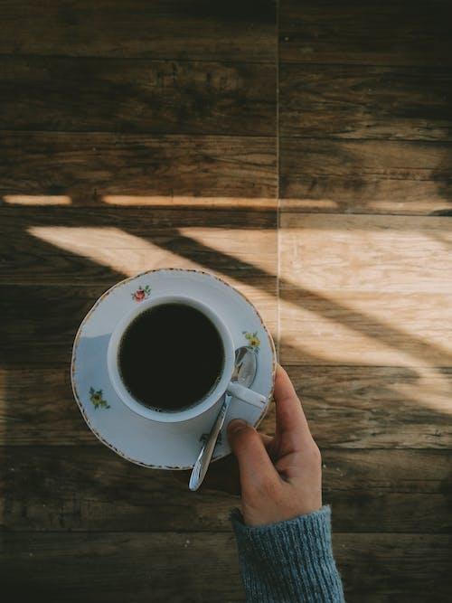 Foto d'estoc gratuïta de beguda, beure, cafè