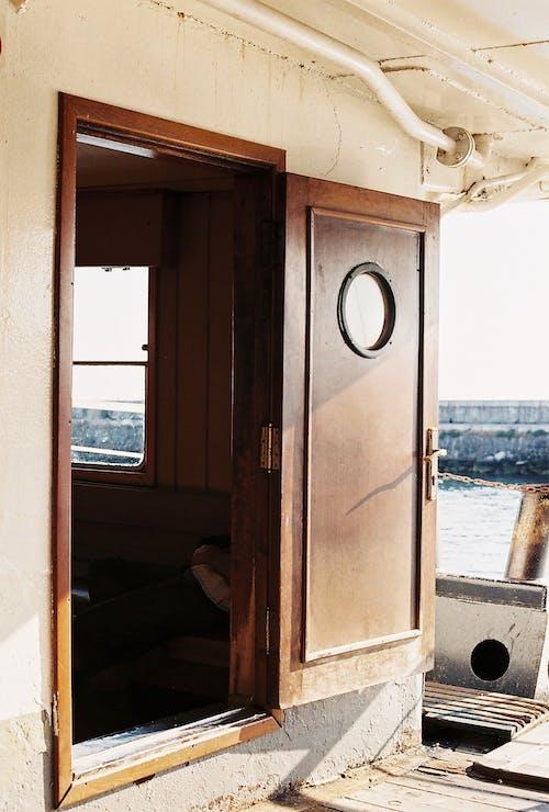 Door on Ships Deck