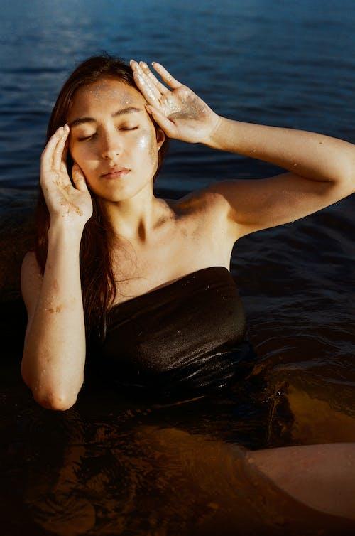 Immagine gratuita di acqua, adulto, bellezza