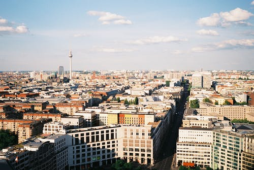 Kostenloses Stock Foto zu architektur, berlin, deutschland