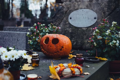 Бесплатное стоковое фото с кладбище, тыква, хэллоуин