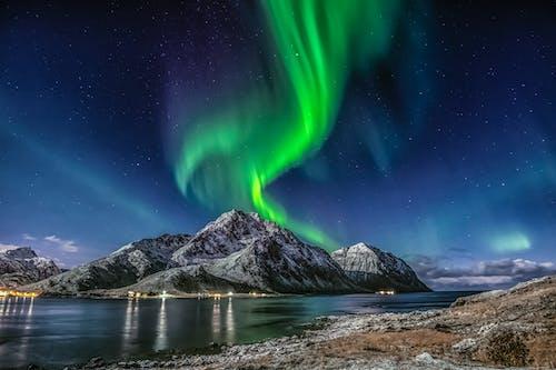 Free stock photo of arctic, arctic landscape, arctic nature