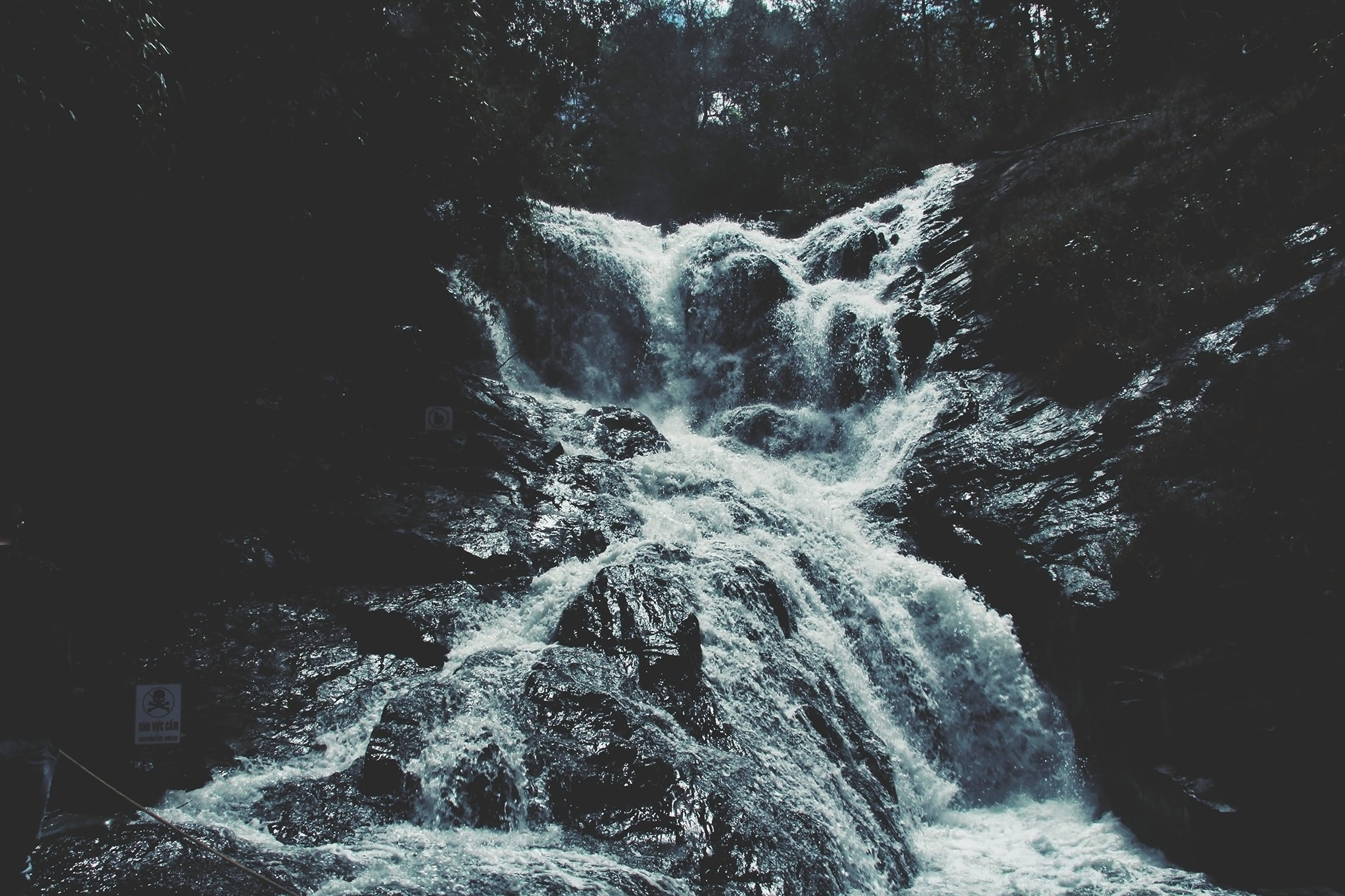 Безкоштовне стокове фото на тему «вода, водоспади, Денне світло, дерева»