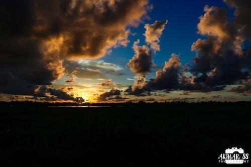 Foto stok gratis awan