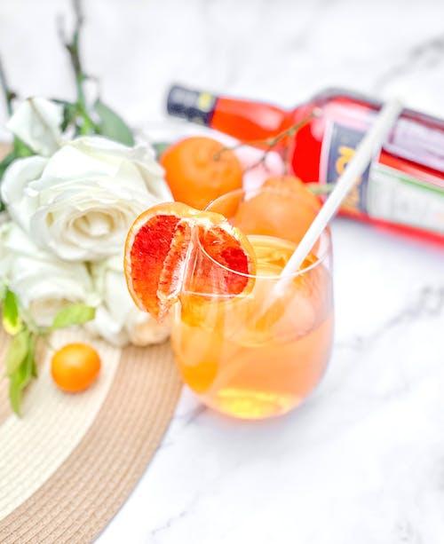 Foto d'estoc gratuïta de alcohol, aperol spritz, beguda