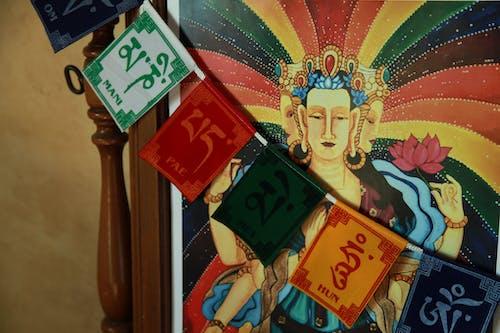 부처, 축복, 측은히 여김, 티벳의 무료 스톡 사진