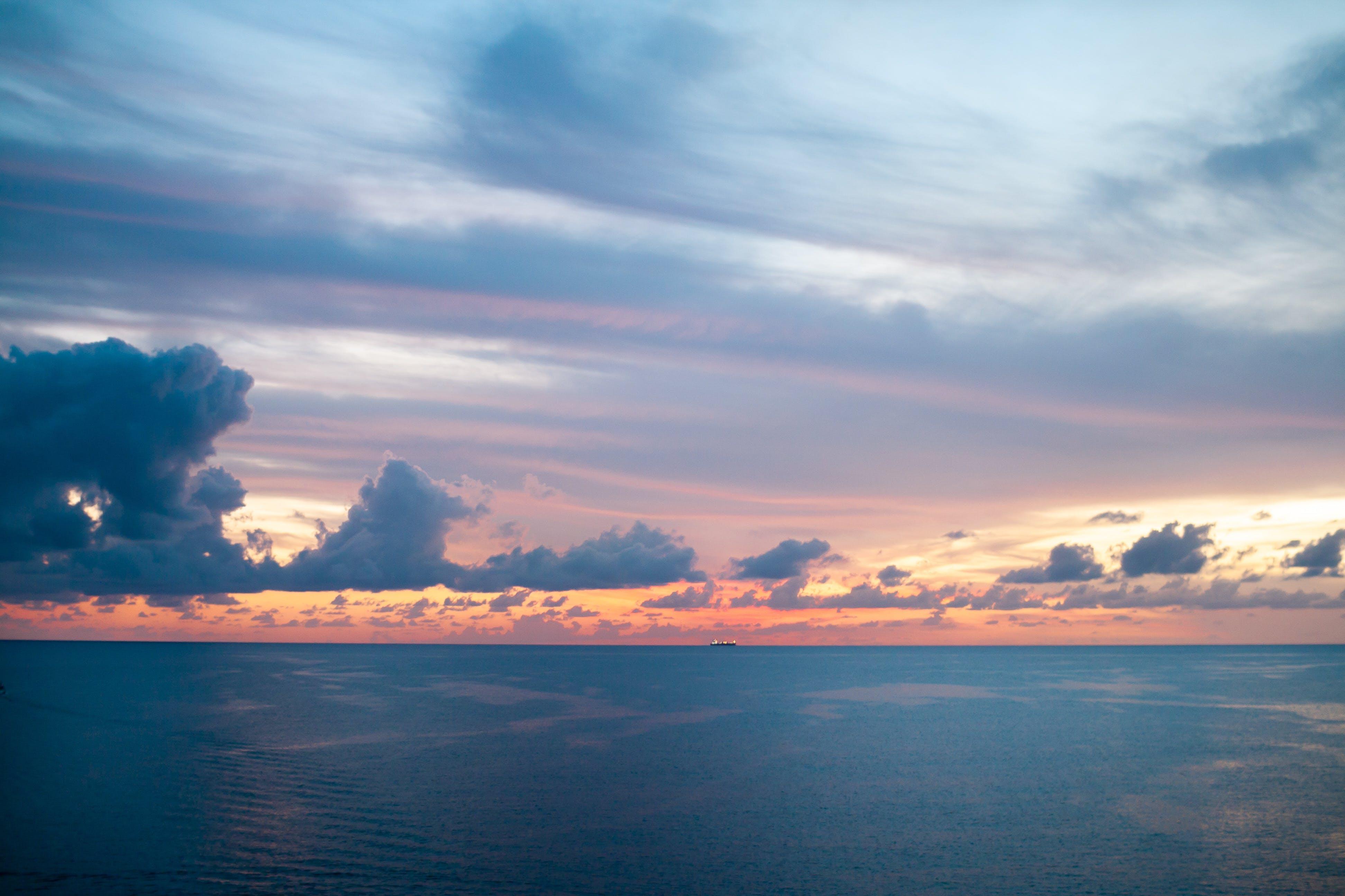 Photo of Sea and Blue Sky