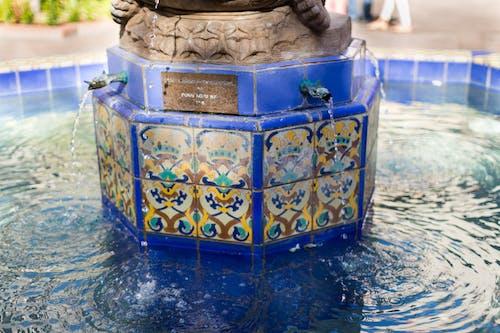 Fotobanka sbezplatnými fotkami na tému fontána