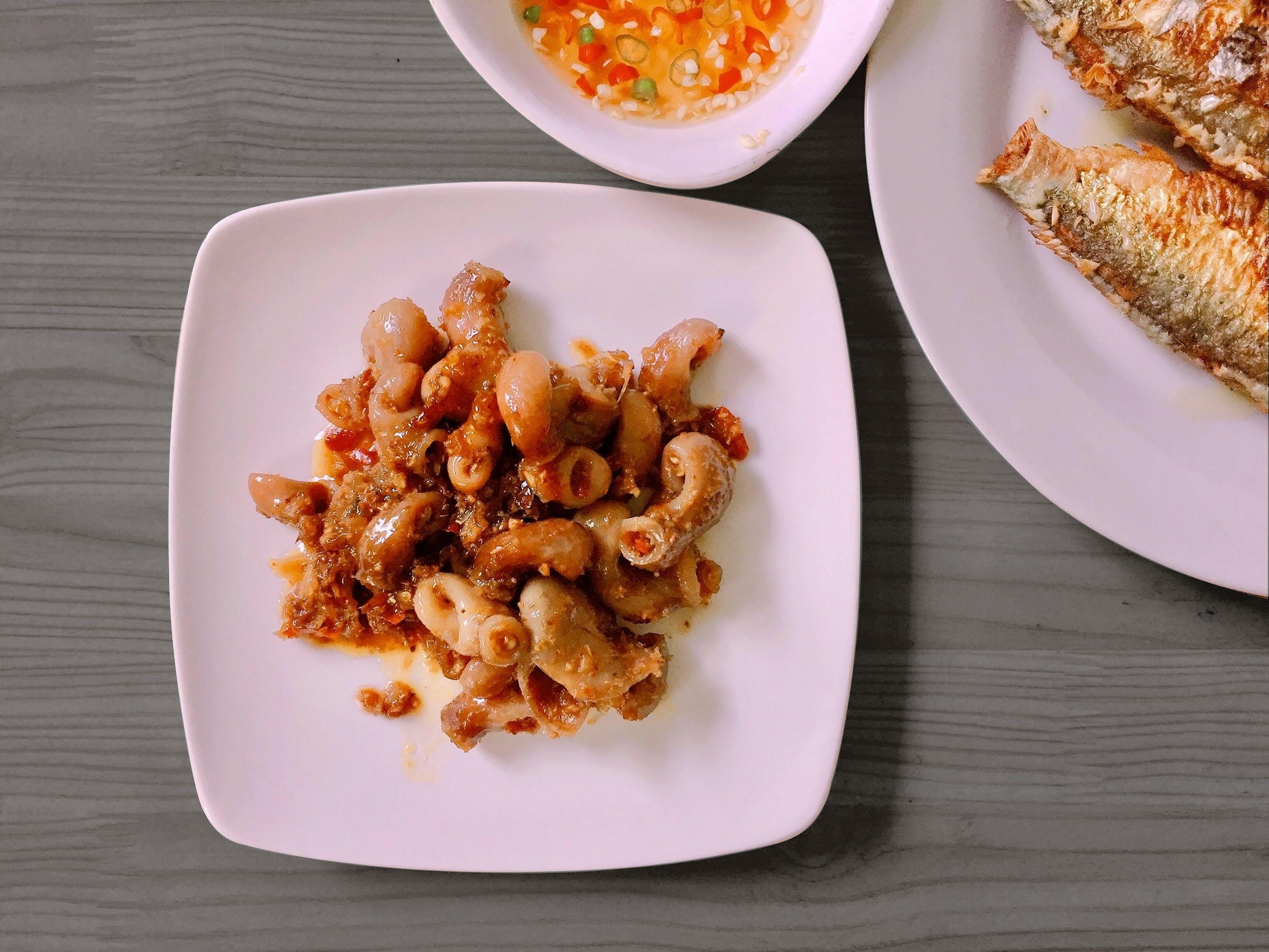Darmowe zdjęcie z galerii z azjatyckie jedzenie, fotografia kulinarna, jedzenie, kuchnia