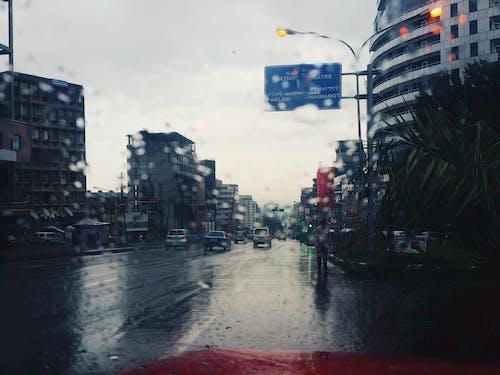 Photos gratuites de architecture, bâtiment, eau, gouttes de pluie