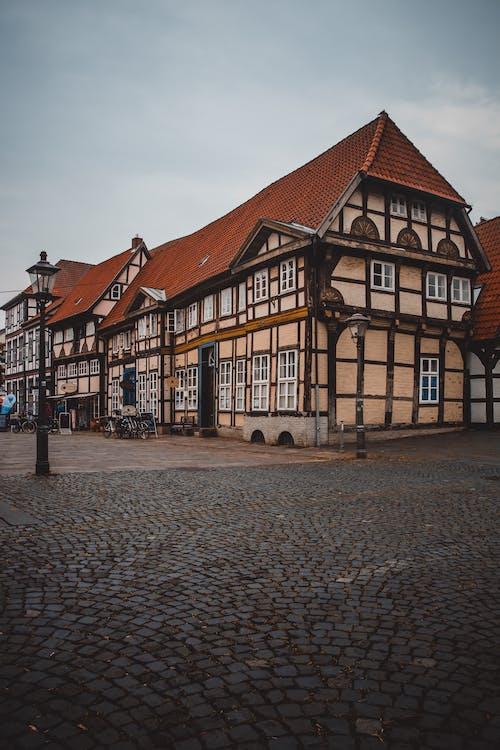 Foto profissional grátis de Alemanha, arquitetura, artigos de vidro, atmosférico