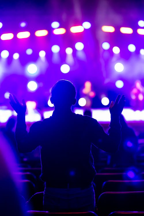 คลังภาพถ่ายฟรี ของ การเต้นรำ, คลับ, คอนเสิร์ต