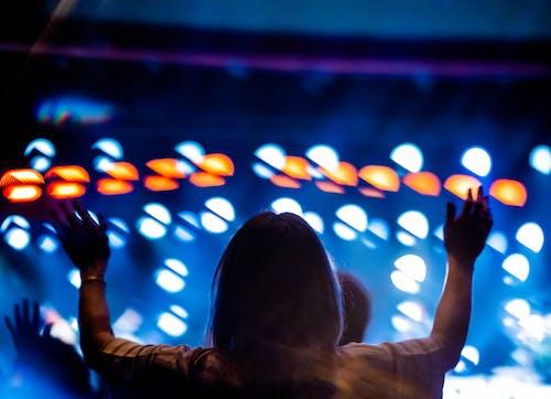 คลังภาพถ่ายฟรี ของ การพักผ่อนหย่อนใจ, การเต้นรำ, คลับ
