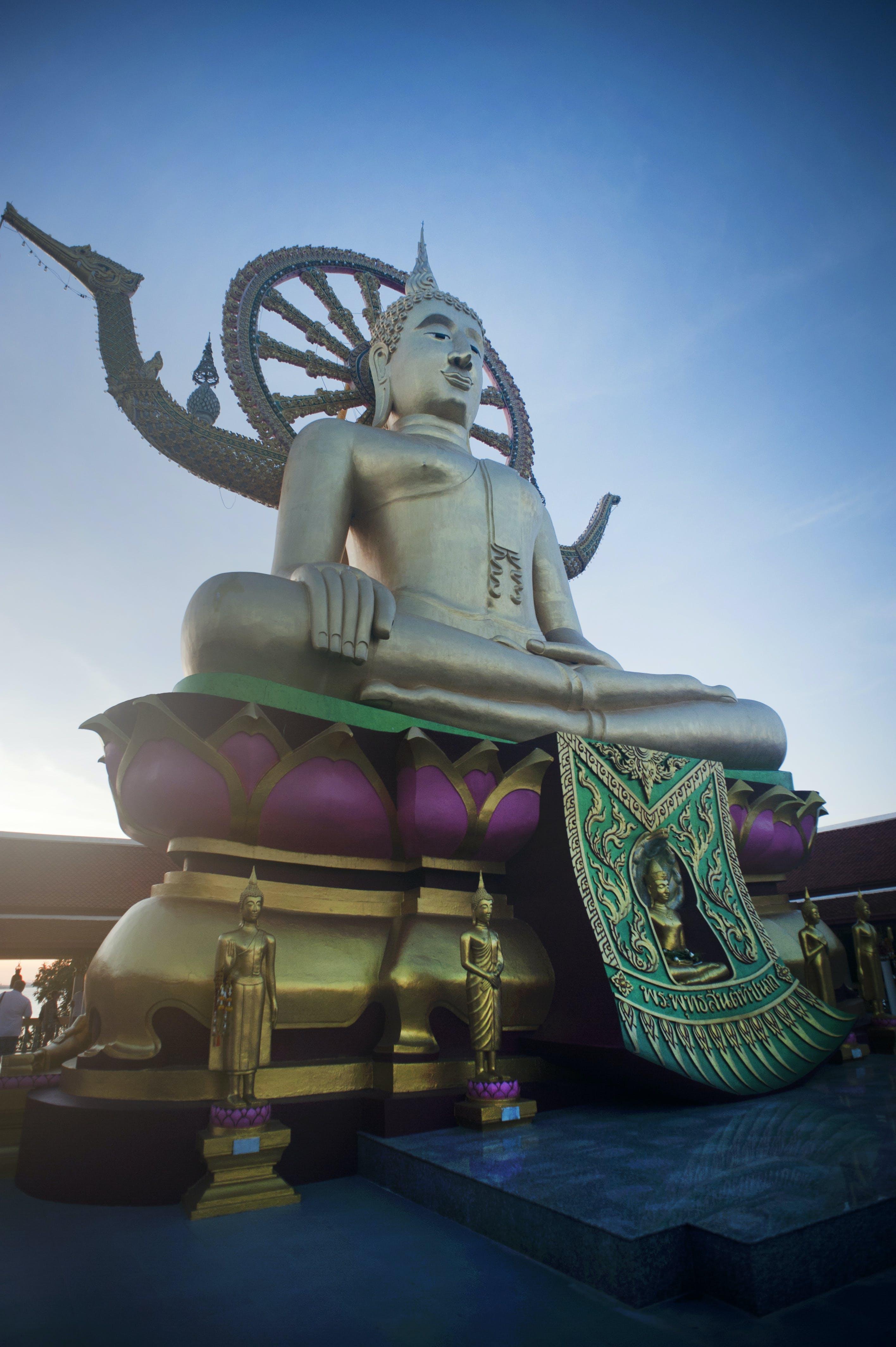 Free stock photo of thailand, Buddhism, buddha, big buddha
