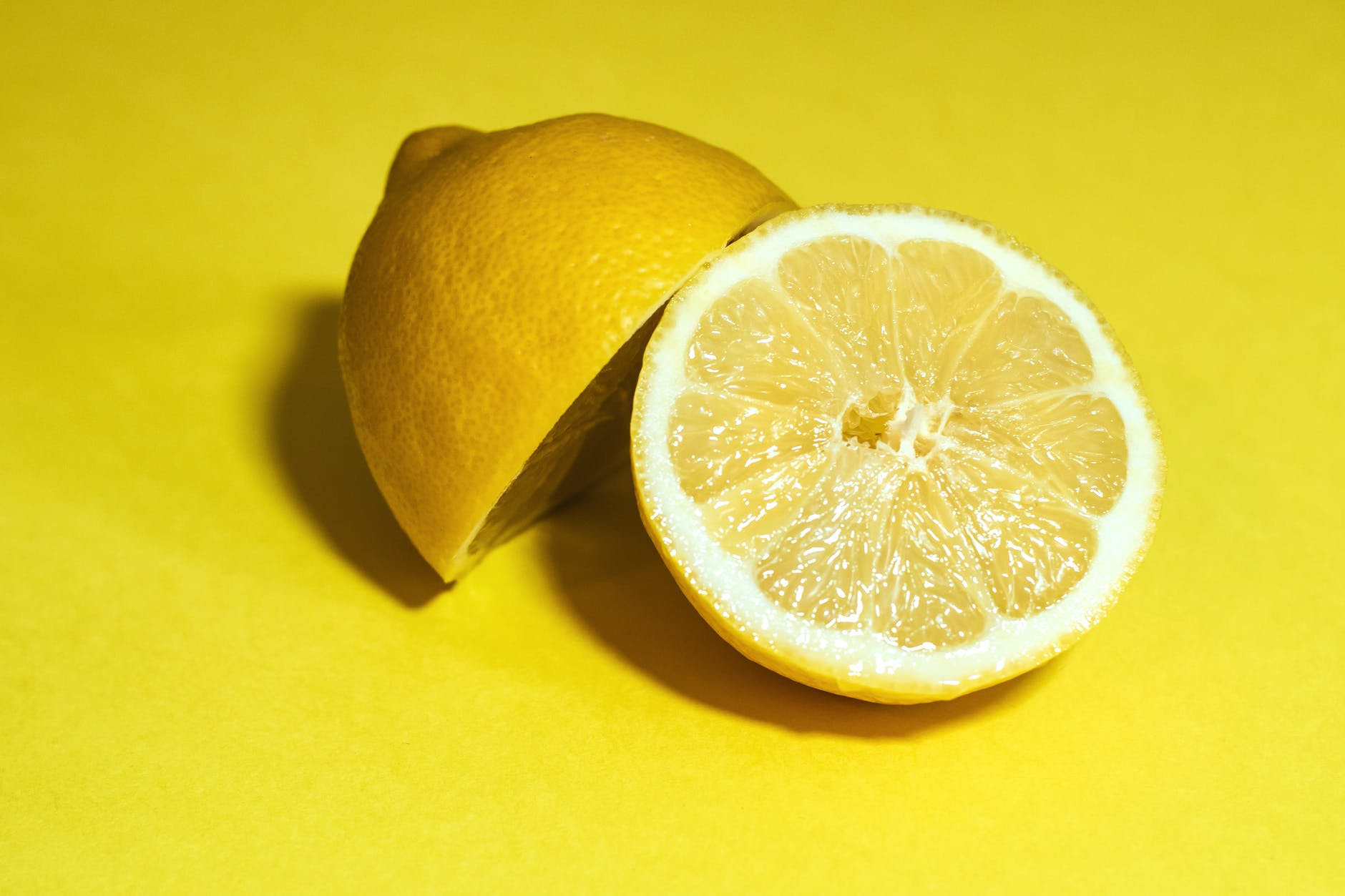 Safely Treat Blemishes Lemons