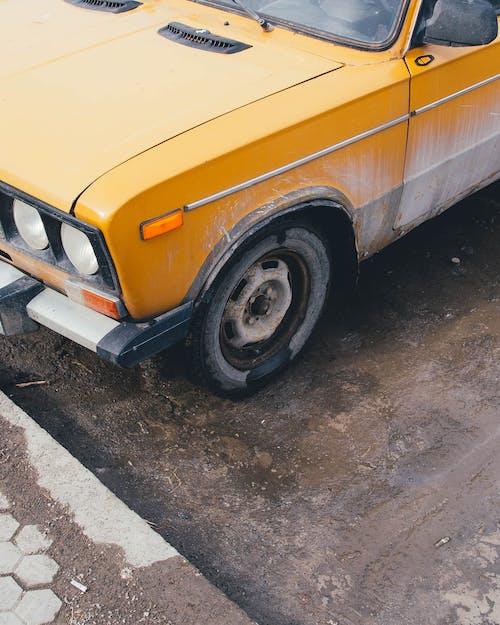 Fotos de stock gratuitas de aparcado, asfalto, auto, automotor