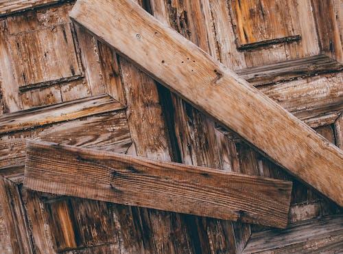 Photos gratuites de architecture, bois, en bois, motif