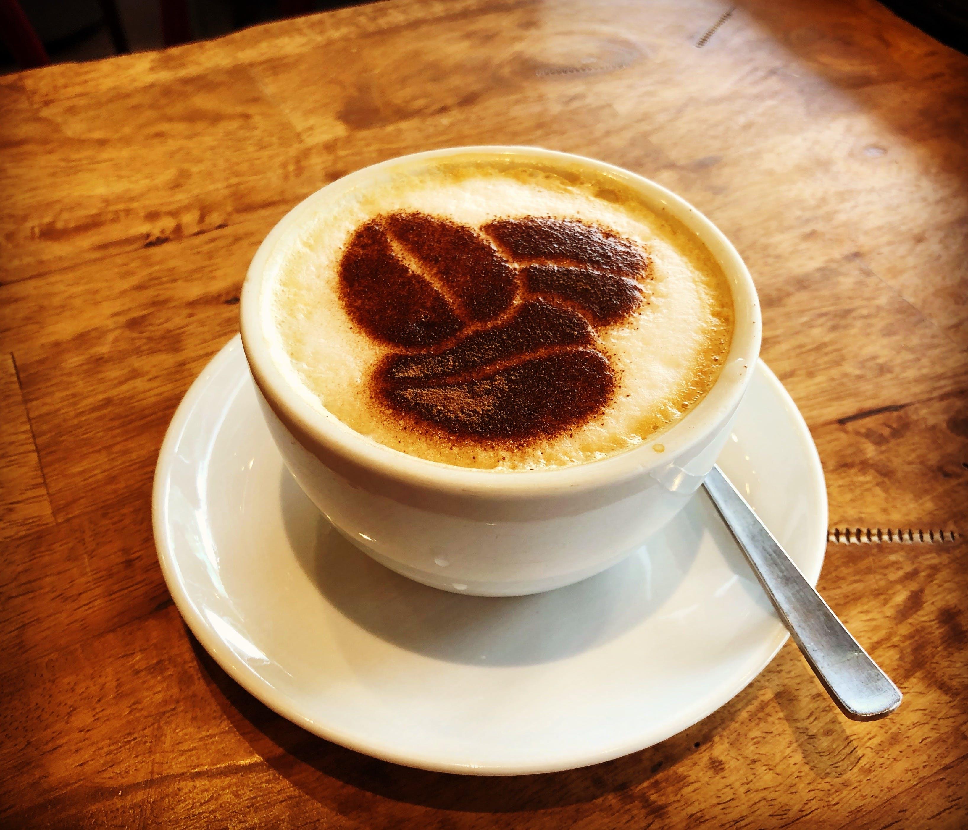 갈색, 원두커피, 카푸치노, 커피 원두의 무료 스톡 사진