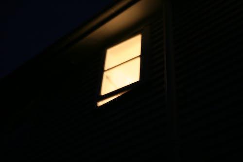 ダーク, 光, 夜, 高い部屋の無料の写真素材