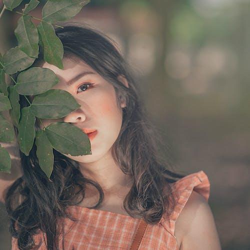 Kostnadsfri bild av ansikte, asiatisk kvinna, asiatisk tjej