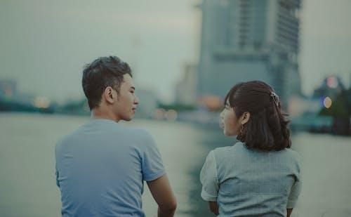 Бесплатное стоковое фото с азиат, азиатка, Азиатская девушка, азиатский мальчик