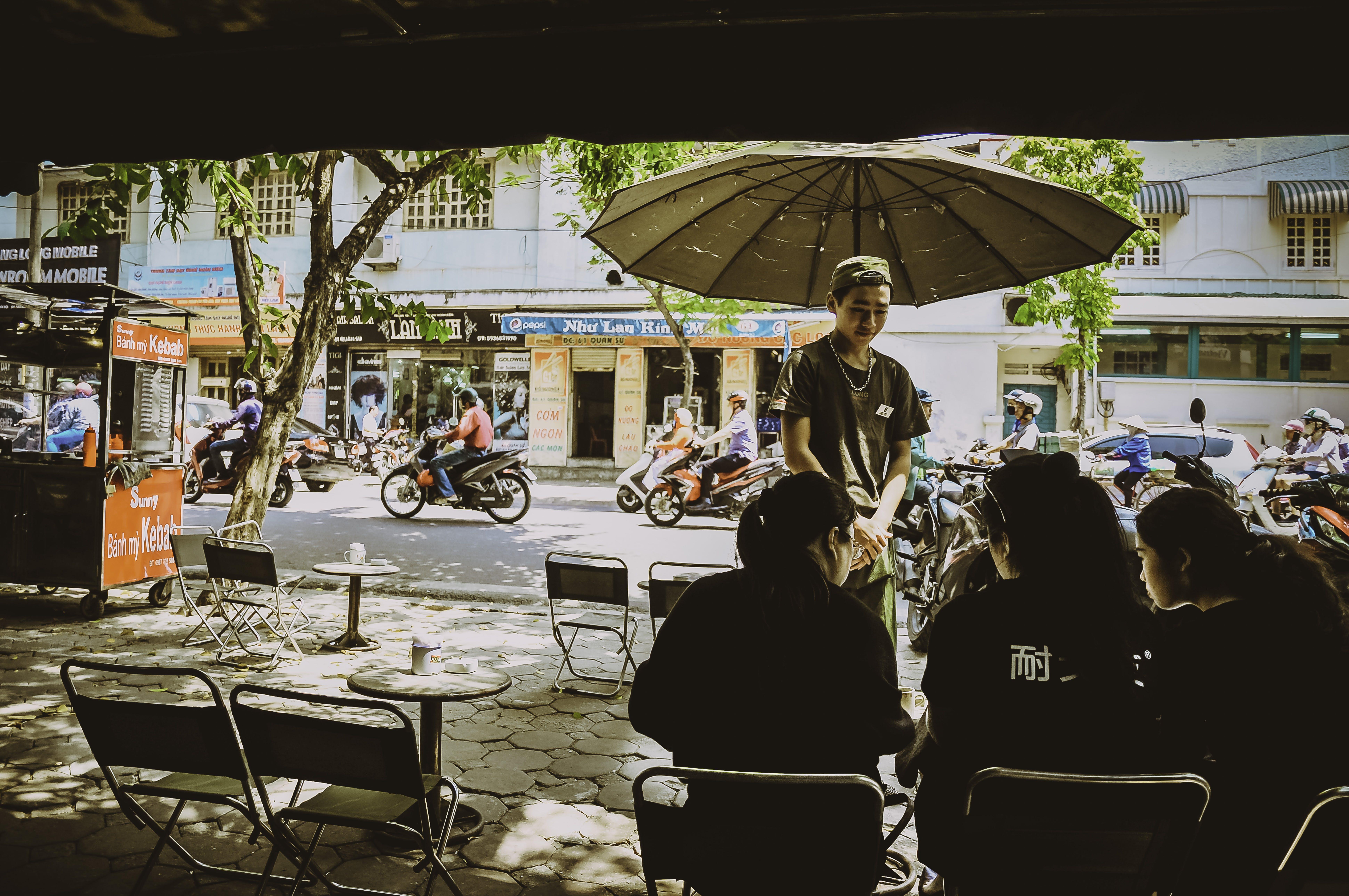Kostnadsfri bild av gata, hanoi, man, människor