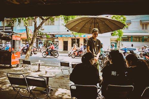 Foto profissional grátis de atendimento, feira, Hanói, homem