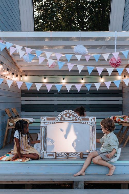 Безкоштовне стокове фото на тему «shadowplay, виконавці, дитинство»