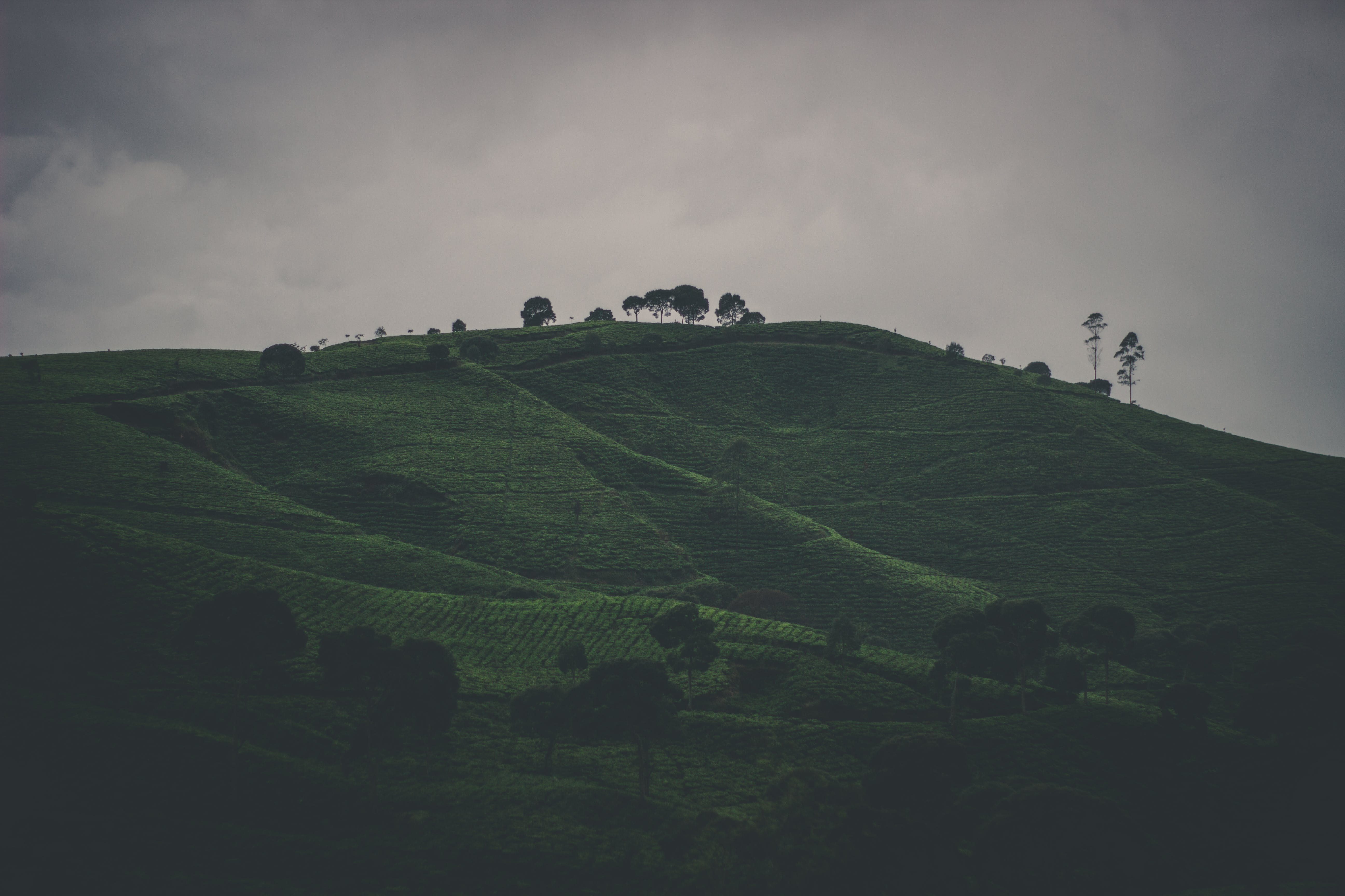 Free stock photo of landscape, cloudy, countryside, mountain