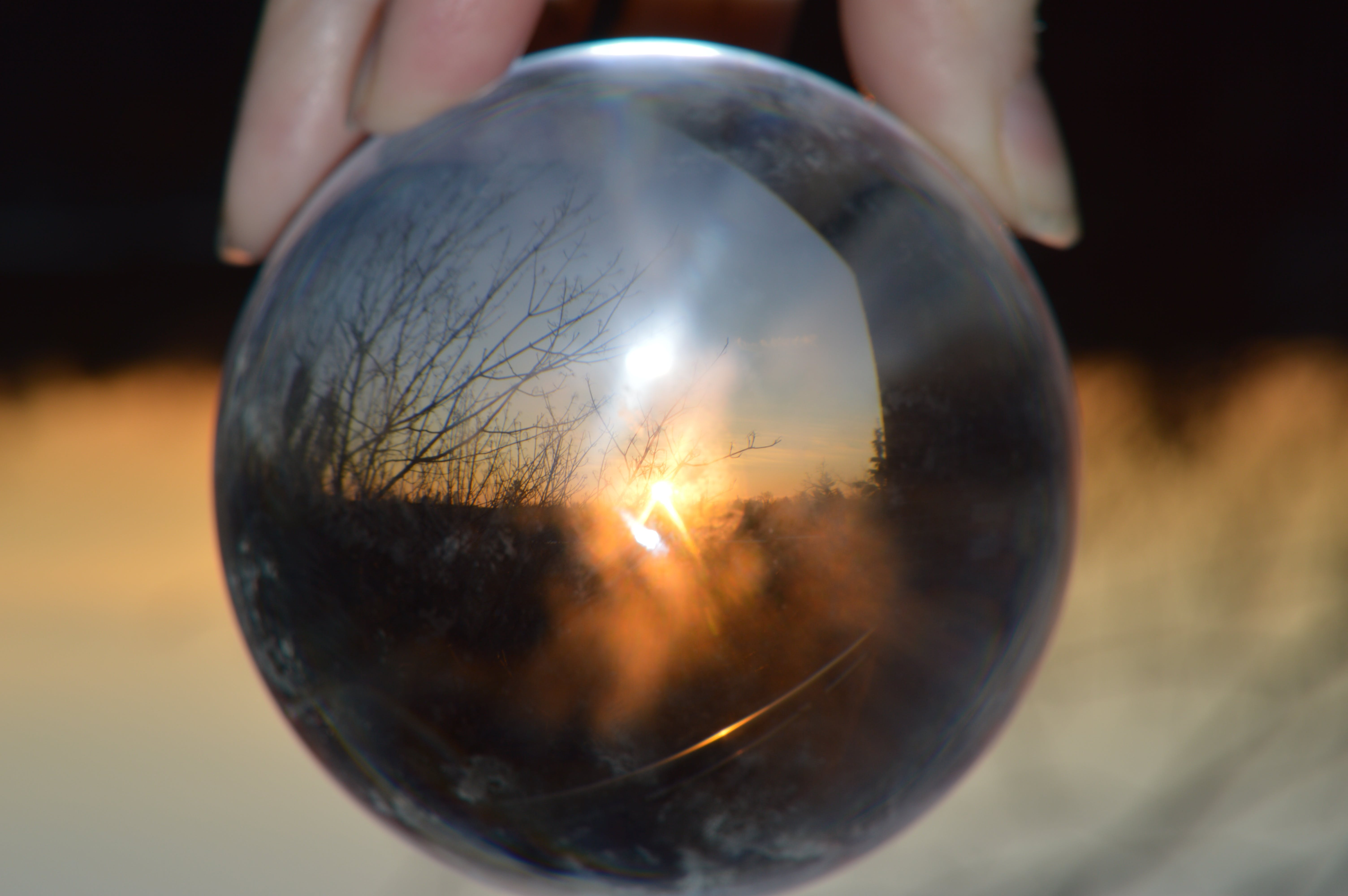 Free stock photo of crystal, crystal ball, early morning, magical