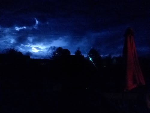 Free stock photo of #lightning #storm #nature