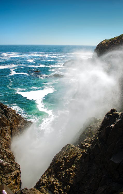 hmla, krajina, krajina pri mori