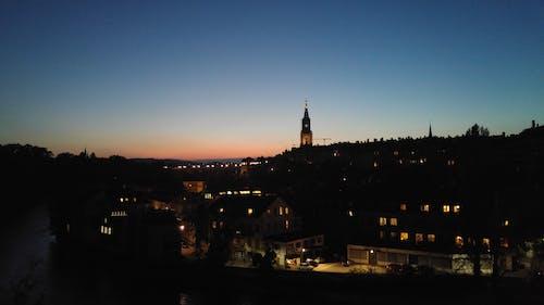 Fotos de stock gratuitas de Berna, ciudad, Iglesia, noche