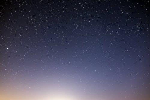 Foto stok gratis artis, langit, langit berbintang, malam