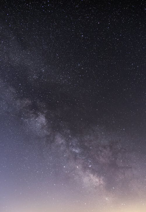 Foto stok gratis angkasa, artis, astronomi, Bima Sakti