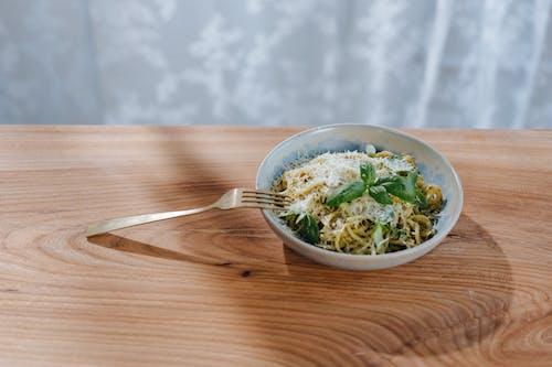 Δωρεάν στοκ φωτογραφιών με ζυμαρικά, ιταλική κουζίνα, κεραμική πλάκα