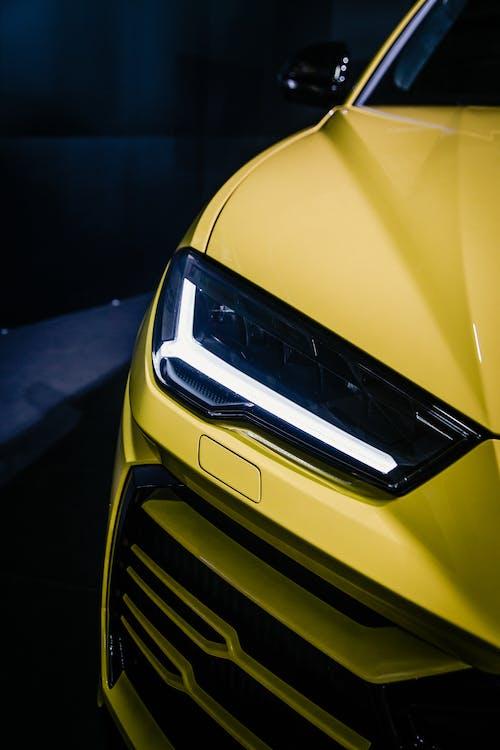 đèn ôto, kỳ lạ, Lamborghini