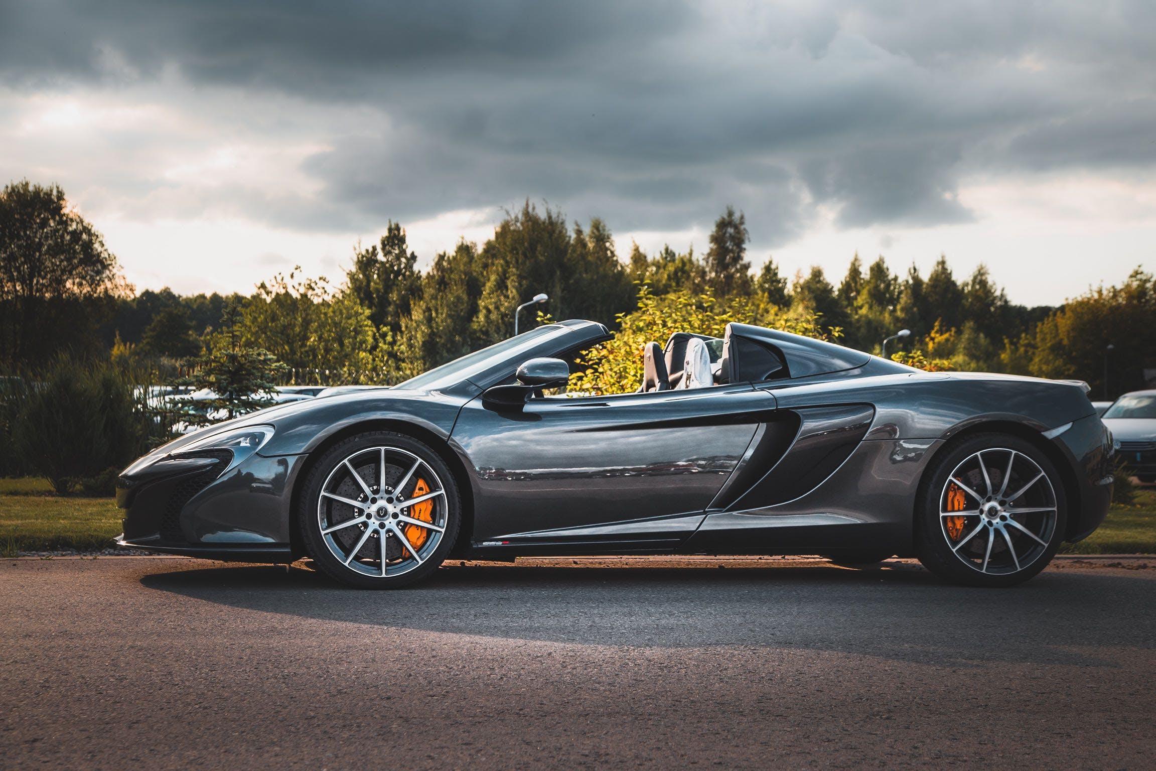 Free stock photo of cabrio, supercar, McLaren, hypercar