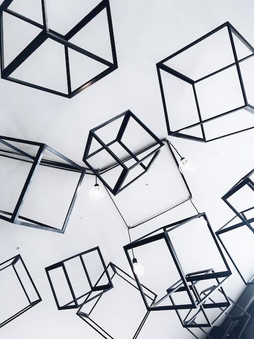 Foto stok gratis Arsitektur, artistik, bangunan, bentuk