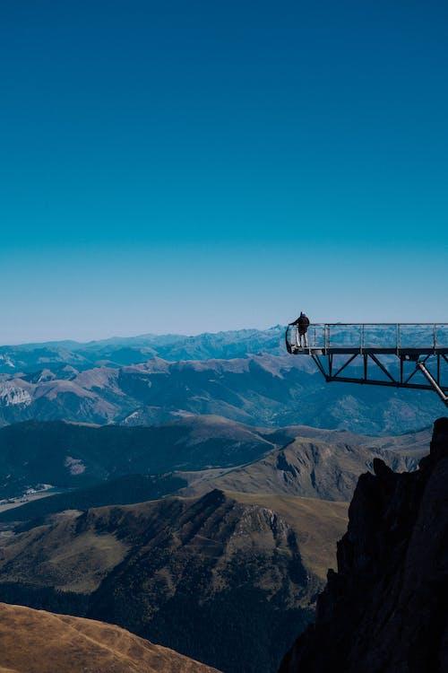 Photos gratuites de destination de voyage, falaise de montagne, france